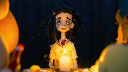 觀賞鬼少女。第 1 季第 5 集。