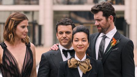 Watch The Wedding. Episode 8 of Season 2.